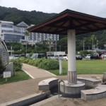 下田市のおすすめ無料足湯 開放感抜群の海遊の足湯の感想を口コミ