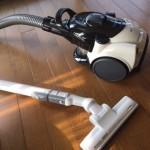 評判のいいシャープ サイクロン掃除機 EC-CT12を1年使った感想