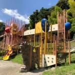 22世紀の丘公園 掛川の超大型遊具&たまり〜なへ子供と行った感想を口コミ