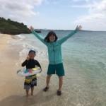 宮古島3月4月に泳げるかはその日の気温と風向き次第!服装の画像あり