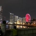 横浜コスモワールドのバニッシュは浮遊感少なく怖さ控えめ 息子と2回連続乗った感想
